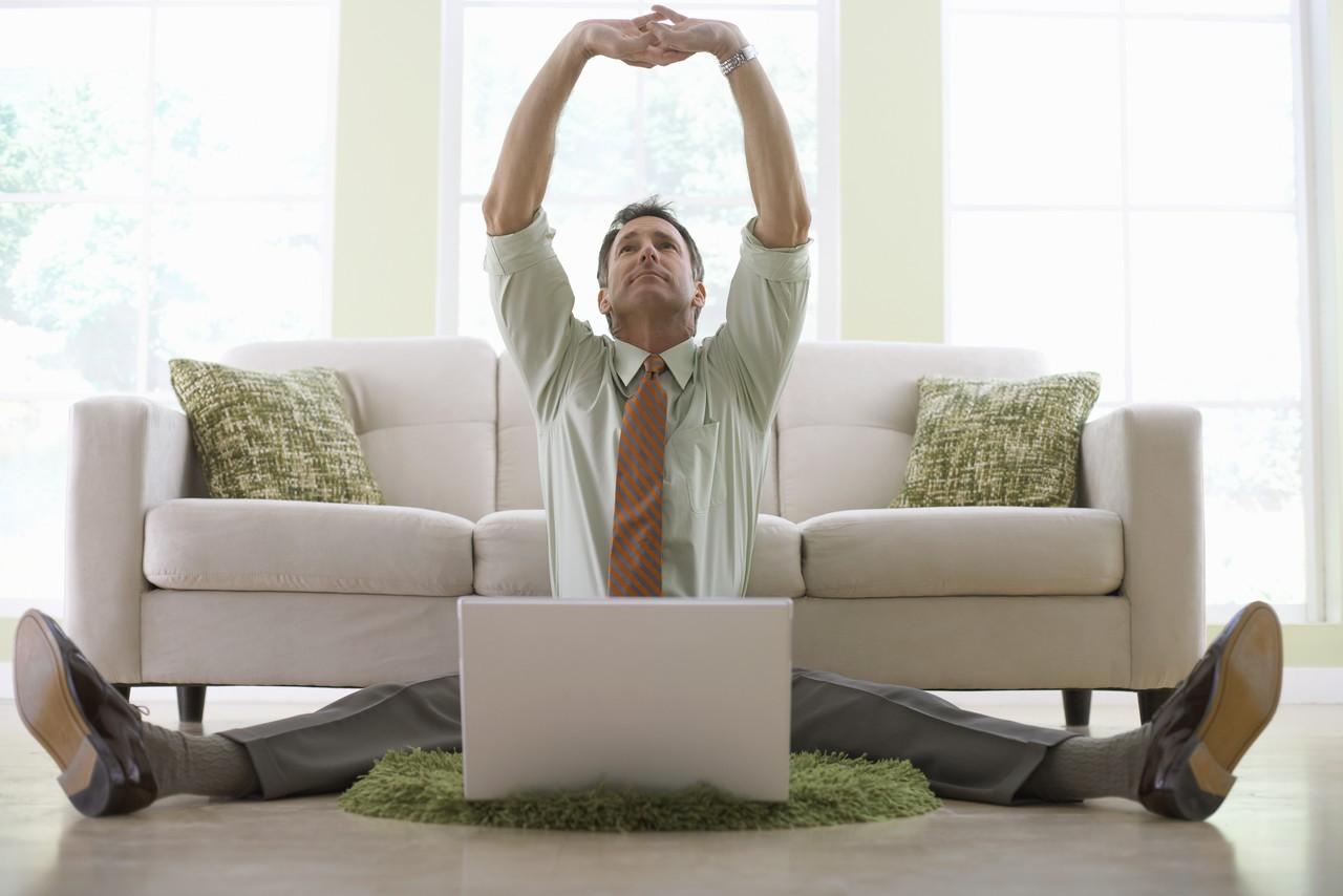 العمل من المنزل –  الجزء الثاني